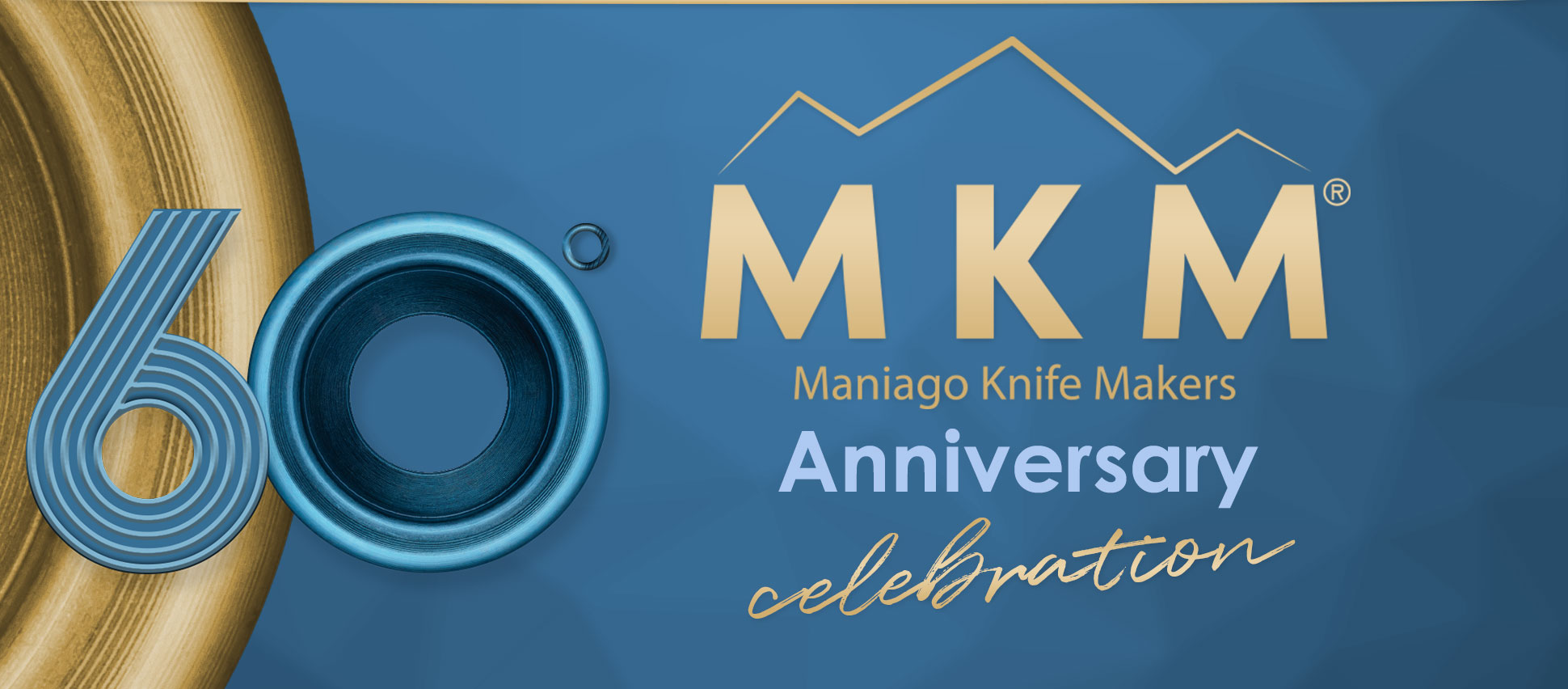 60 years of Maniago Knife Makers